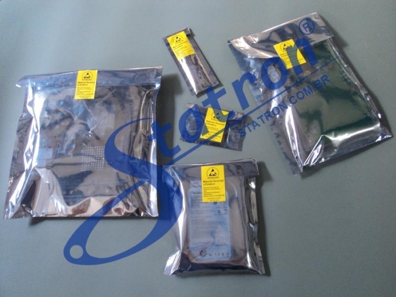 Embalagem Antiestática para Computador Valor Sacomã - Embalagem Antiestática para Hd