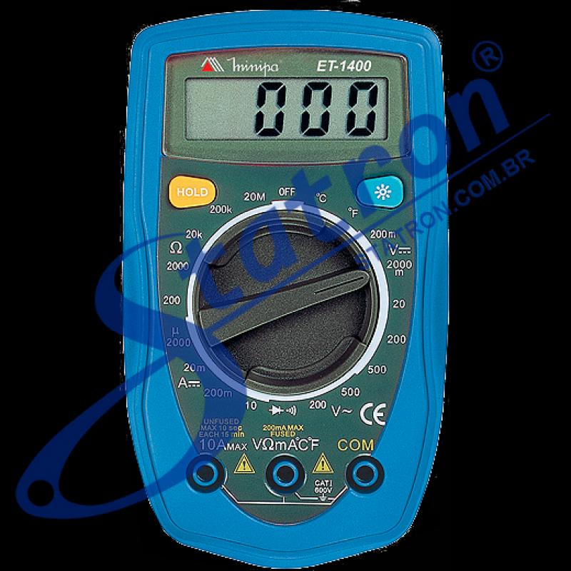Quanto Custa Multímetro para Eletrônica São Domingos - Multímetro e Voltímetro