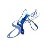 pulseira antiestática com cabo