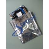 embalagem antiestática para placa Mauá
