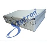 maleta de alumínio azul valor Jockey Clube
