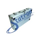 maleta de alumínio com divisórias valor Santo André