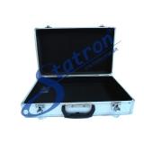 maletas de alumínio com espuma Raposo Tavares
