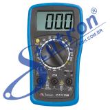 multímetro com capacímetro Mauá
