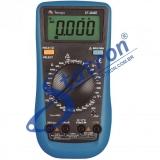 multímetro com capacímetro