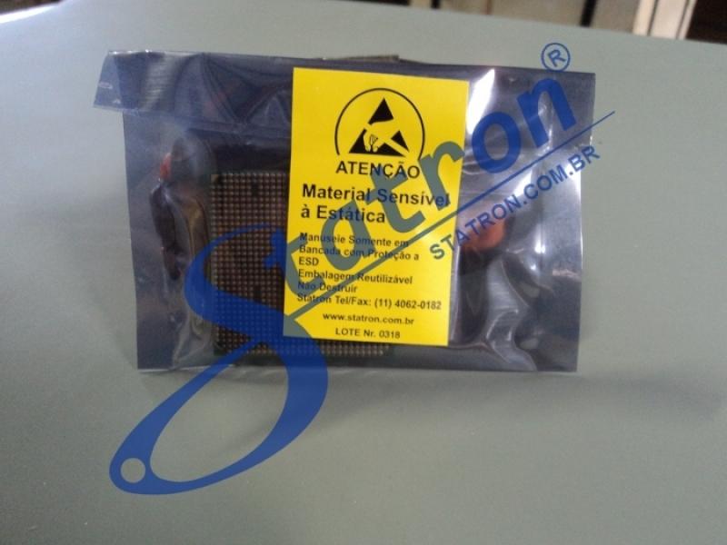 Valor da Embalagem Antiestática para Computador Butantã - Embalagem Antiestática para Hd
